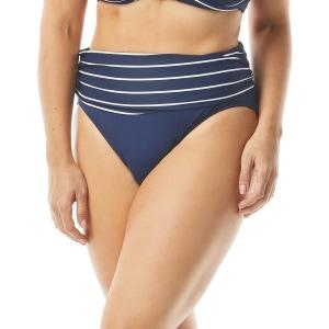 Beach House Kim Roll Over Bikini Bottom - Ready or Yacht