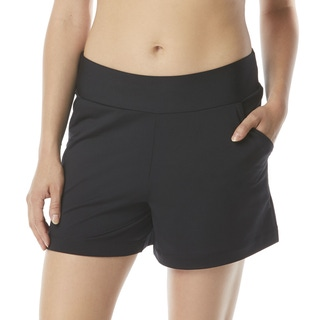 Beach House Farrah Shorts Cover Up - Beach Solids